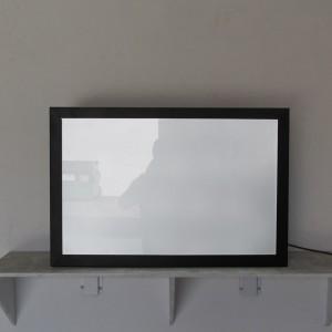 Lightbox - Black Frame