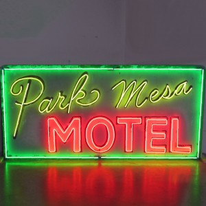 Park Mesa Motel hotel travel