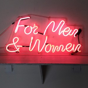 for men and women bathroom signs