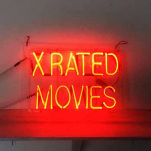 x rated movies
