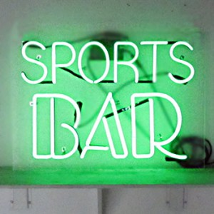 SPORTS BAR green