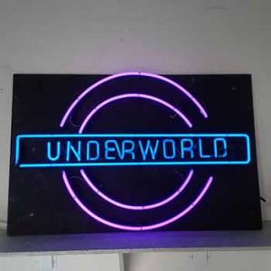 UNDERWORLD subway bar science fiction arcade