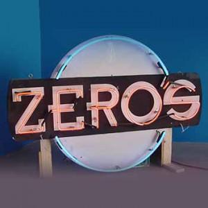 zero's