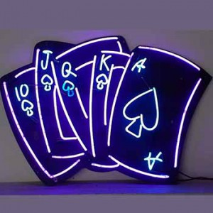 Royal=Flush Spades Poker-Hand