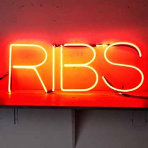RIBS Red  bbq