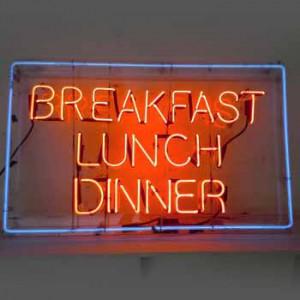 Breakfast Lunch Dinner cafe diner
