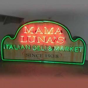 MAMA LUNA'S ITALIAN DELI & MARKET SINCE 1938