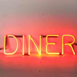 DINER Red