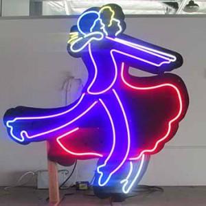 tango dancers salsa club exterior music dance