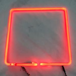 neon square shape