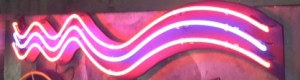 Wavy Pink Purple Lines Squiggle