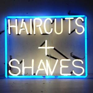 haircuts and shaves mens barbershop salon