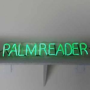 PALM READER GREEN