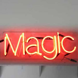 Magic Red fairs carnival games  psychic