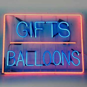 GIFTS BALLOONS