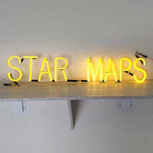 STAR MAPS Yellow
