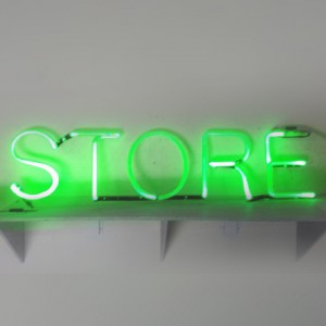 STORE green