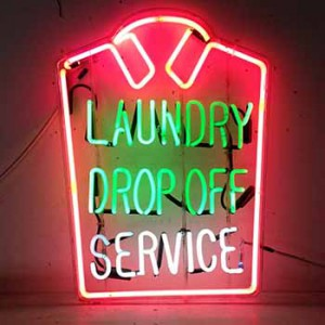 Laundry Drop Off Services dry cleaners