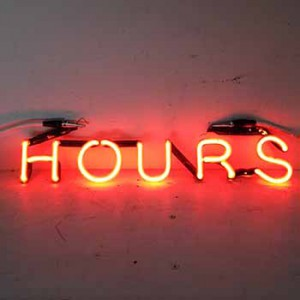 Hour Hours Time
