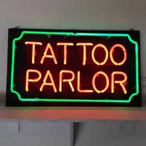 tattoo  parlor tattoos
