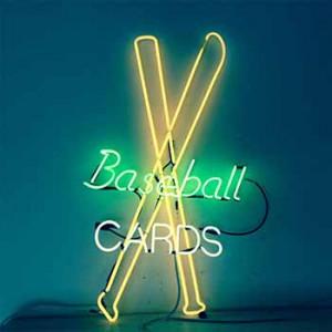 baseball sports cards games fun