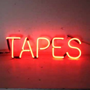Tapes Record Music