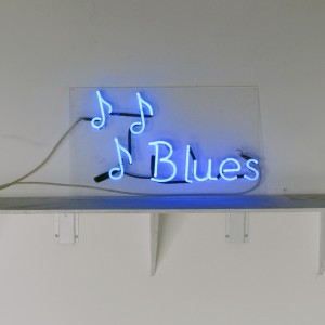 Blues Music Notes