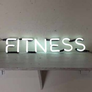 Fitness Exercise gym work out