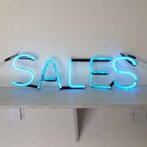 sales auto parts storefront