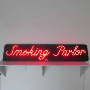 Smoking Parlor Marihuana Marijuana Smoke