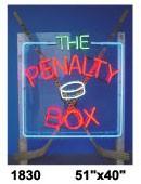 penalty hockey sports game arcade fun