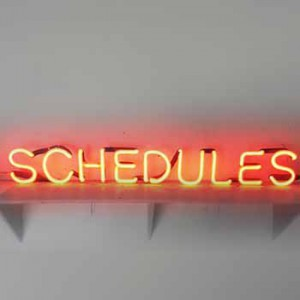 schedules train bus meetings meeting appointment time