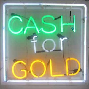 cash for gold pawn storefront