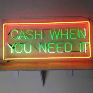 cash when you need it pawn storefront