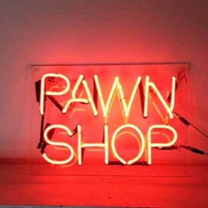 Pawn Shop red