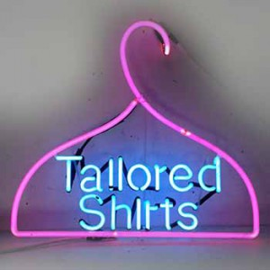 Tailored shirts fluff fold cleaners storefront dry cleaners laundry