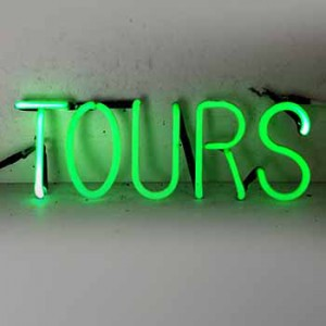 TOURS green