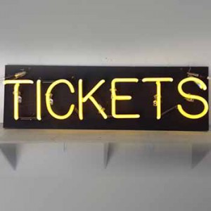 TICKETS carnival travel arcade faires