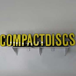 Compact Dics music store