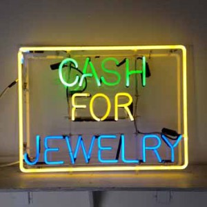 cash for jewelry pawn storefront