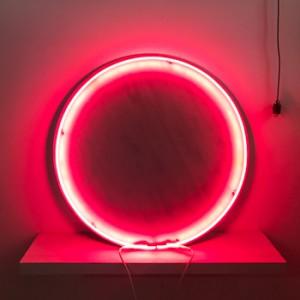 circle, circles, round, pink, pink neon, pink circle