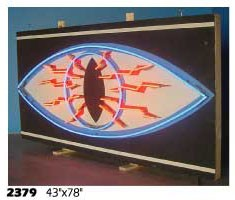 eye redeye psychic fairs carnival
