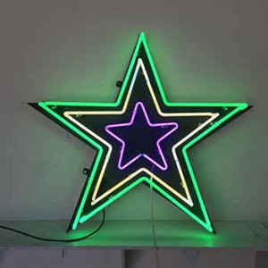 animated star blue green white stars chasing