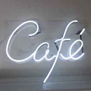 Cafe White Script
