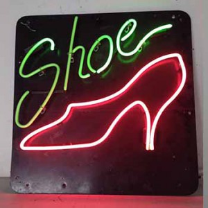 shoe shoes high heel store front