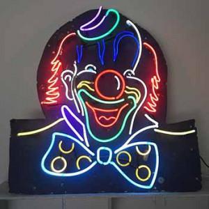 Clown circus fairs carnival
