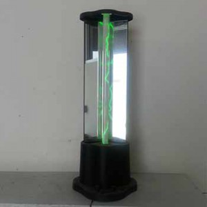 lab special effects crackle neon tube science