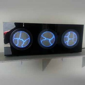 science lab special effects crackle neon circles