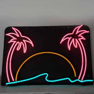 sun sunset beach palm tree palmtree palms trees palmtrees tropic tropical ocean
