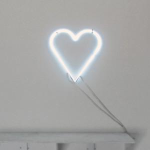 White Heart  Valentines Day Valentine